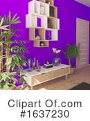 Interior Clipart #1637230 by KJ Pargeter