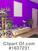 Interior Clipart #1637231 by KJ Pargeter
