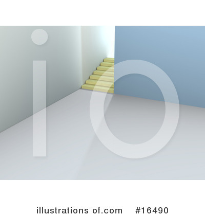 Royalty-Free (RF) Interior Clipart Illustration by 3poD - Stock Sample #16490