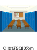 Interior Clipart #1721207 by Graphics RF