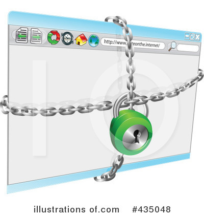 Web Browser Clipart #435048 by AtStockIllustration