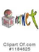 Internet Clipart #1184625 by MacX