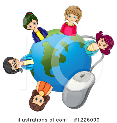 Earth Clipart #1226009 by Graphics RF