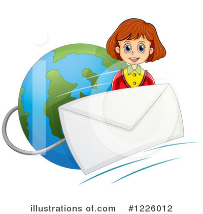 Earth Clipart #1226012 by Graphics RF