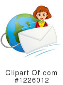 Internet Clipart #1226012 by Graphics RF