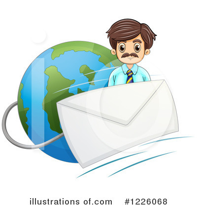 Businessman Clipart #1226068 by Graphics RF