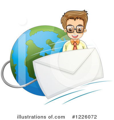 Businessman Clipart #1226072 by Graphics RF