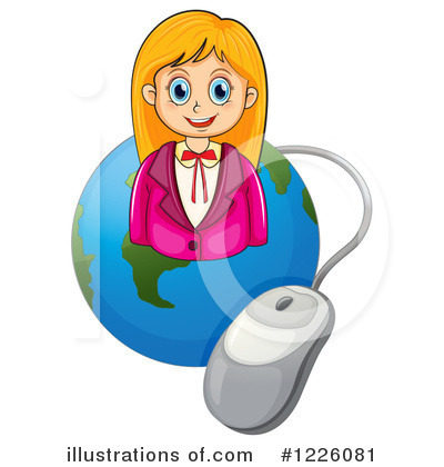Earth Clipart #1226081 by Graphics RF