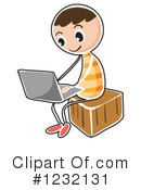 Internet Clipart #1232131 by Graphics RF