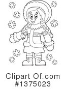 Inuit Clipart #1375023 by visekart