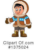 Inuit Clipart #1375024 by visekart