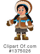 Inuit Clipart #1375026 by visekart