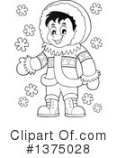 Inuit Clipart #1375028 by visekart
