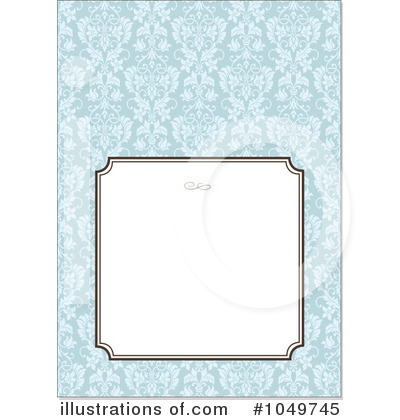 Royalty-Free (RF) Invitation Clipart Illustration by BestVector - Stock Sample #1049745