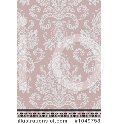 Damask Clipart #1049753 by BestVector