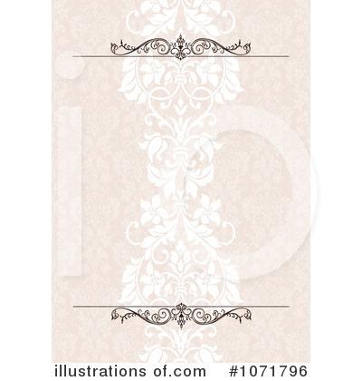 Nice Royalty Free (RF) Invitation Clipart Illustration #1071796 By BestVector  Free Invitation Clipart
