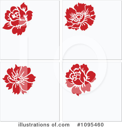 Roses Clipart #1095460 by BestVector