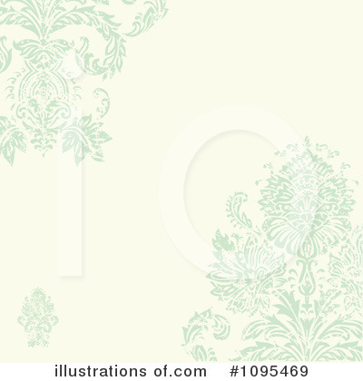 Damask Clipart #1095469 by BestVector