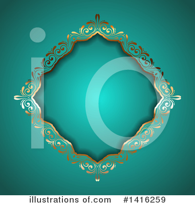 Frame Clipart #1416259 by KJ Pargeter