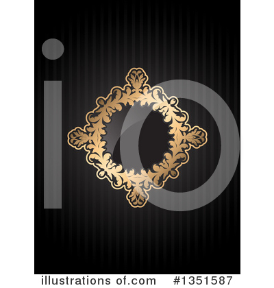 Royalty-Free (RF) Invite Clipart Illustration by KJ Pargeter - Stock Sample #1351587