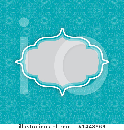 Invite Clipart #1448666 by KJ Pargeter