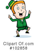 Irish Clipart #102858 by Cory Thoman