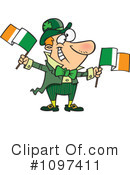 Royalty-Free (RF) Irish Clipart Illustration #1097411