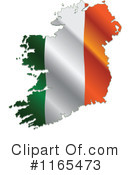 Irish Flag Clipart #1165473