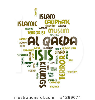 Royalty-Free (RF) Isis Clipart Illustration by oboy - Stock Sample #1299674