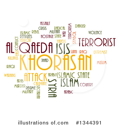 Royalty-Free (RF) Isis Clipart Illustration by oboy - Stock Sample #1344391