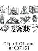 Islam Clipart #1637151 by Vector Tradition SM