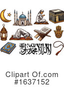 Islam Clipart #1637152 by Vector Tradition SM