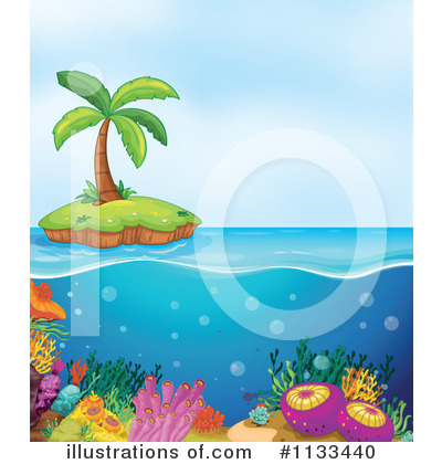 Ocean Clipart #1133440 by Graphics RF