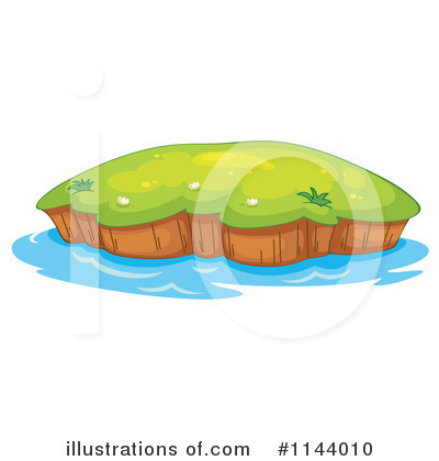 Island Clipart #1144010 by Graphics RF