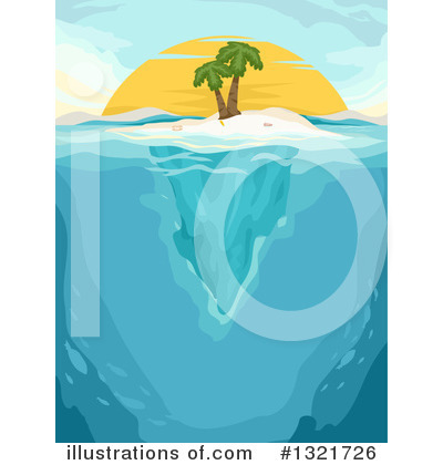 Tropical Clipart #1321726 by BNP Design Studio