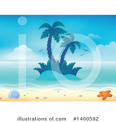Shore Clipart #1400592 by visekart