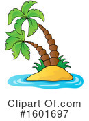 Island Clipart #1601697 by visekart