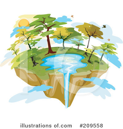 Pond Clipart #209558 by BNP Design Studio