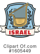 Israel Clipart #1605449 by Vector Tradition SM