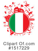Italy Clipart #1517229 by Domenico Condello