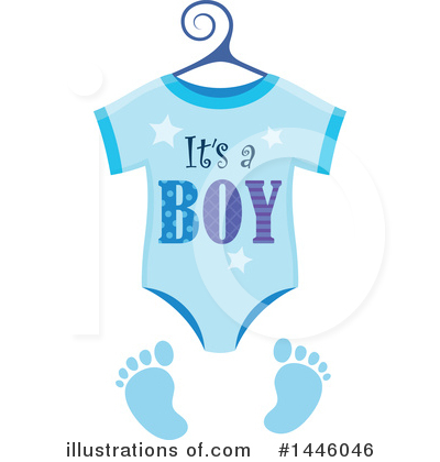 Baby Clipart #1446046 by visekart