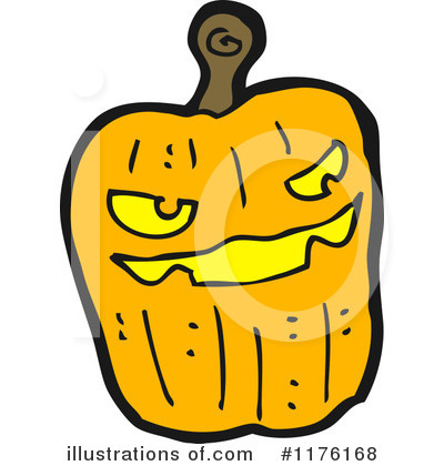 Pumpkin Clipart #1176168 by lineartestpilot