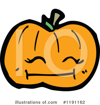 Jack-O-Lantern Clipart #1191162 by lineartestpilot