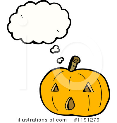 Jack-O-Lantern Clipart #1191279 by lineartestpilot