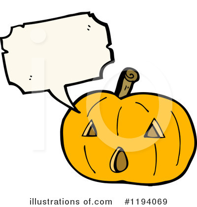 Jack-O-Lantern Clipart #1194069 by lineartestpilot