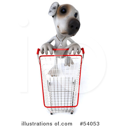 Jack Russell Terrier Clipart #54053 by Julos