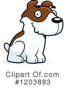 Jack Russell Terrier Clipart #1203883