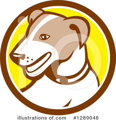 Jack Russell Terrier Clipart #1289046 by patrimonio
