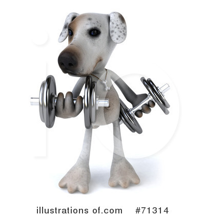 Jack Russell Terrier Clipart #71314 by Julos