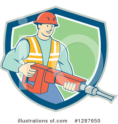 Construction Clipart #1287650 by patrimonio